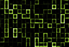 Illustration . Abstract background mosaic Stock Photos