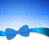 Background with Bow Stock Images