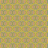 Illustration of abstract geometric seamless patterns. Endless texture can be used for wallpaper; pattern fills; web page background; surface textures Stock Images