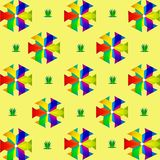 Illustration abstraite Image stock
