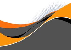 Illustration abstraite Photo stock