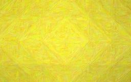 Illustration abstraite de fond d'Impasto d'impressionniste de peridot, digitalement produite images libres de droits