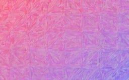 Illustration abstraite de fond pourpre d'Impasto d'impressionniste, digitalement produite photo stock