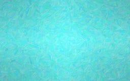 Illustration abstraite de fond seprent d'Impasto d'impressionniste de mer, digitalement produite images libres de droits