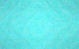 Illustration abstraite de fond seprent d'Impasto d'impressionniste de mer, digitalement produite photo stock