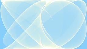Illustration abstraite optique de fibre photo libre de droits