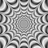 Illustration abstraite psychédélique Image stock