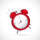 Alarm clock cartoon Royalty Free Stock Image