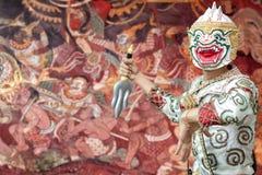 Illustration antique de Ramayana Photos libres de droits