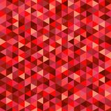 Illustration. Art creation. Seamless tile pattern. Colorful multicolored background. Abstract triangle texture. Geometric wallpaper of the surface. Print for royalty free illustration