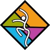 Dance logo Stock Photos