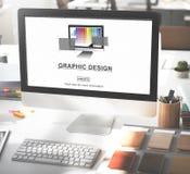 Illustration Art Work Concept de conception graphique Photo libre de droits