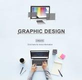 Illustration Art Work Concept för grafisk design royaltyfri fotografi