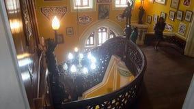 Illustration au palais de Banglaore, Bengaluru, Inde image libre de droits