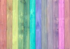 Illustration avec les couleurs de l'arc-en-ciel images stock