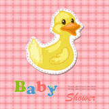 Illustration for baby Royalty Free Stock Image
