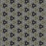 Illustration of a background of diamonds on a black background. Close-up Royalty Free Stock Photo