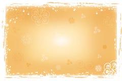 Illustration, background, layout. A background/illustration/design for valentine cards stock illustration