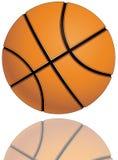 Basketball. Illustration of a basket ball Royalty Free Stock Image