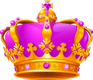 Magic crown Royalty Free Stock Photo