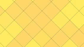 Beautiful wallpaper banner with, Abstract design, geometric Patterns, squares, Black line, yellow, shades Texture. An Illustration Beautiful wallpaper banner stock illustration