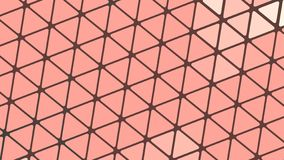 Beautiful wallpaper banner with, Abstract design, geometric Patterns, Triangles, Net Wires, Orange Shining  shades Texture. An Illustration Beautiful wallpaper vector illustration