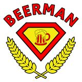 Beerman royalty free illustration
