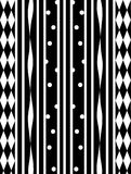 Harlequin Stripes Royalty Free Stock Photography