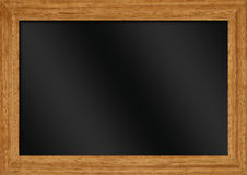 Illustration blank blackboard Royalty Free Stock Photos