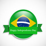 Illustration of Brazil Independence Day Background. Illustration of elements of Brazil Independence Day Background Stock Images