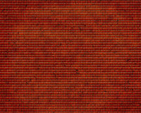 Illustration of the bricks wall Royalty Free Stock Image