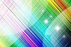 Illustration of a bright, colorful abstract image closeup Royalty Free Stock Photography