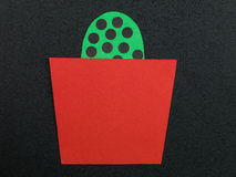 Illustration of a Cactus Plant in a Pot Stock Image