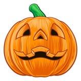 Pumpkin Halloween Illustration Royalty Free Stock Photos