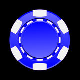 Illustration of casino chip Stock Photo