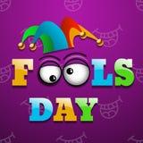 Illustration Celebrating April Fools' Day  eps 10 Royalty Free Stock Photos