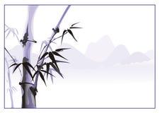 Illustration chinoise Photo libre de droits