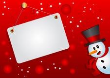 Illustration of christmas background Royalty Free Stock Photos