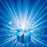 illustration of christmas celebration Royalty Free Stock Image
