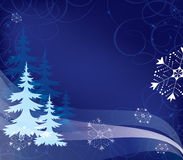 Illustration for christmas holidays - vector Royalty Free Stock Photo