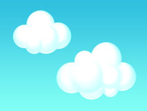 Illustration of Cloud Stock Image
