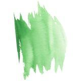 Illustration colorée de texture d'aquarelle Photos libres de droits