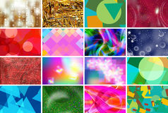 Illustration of colorful abstract background closeup. Illustration of colorful abstract background close up Stock Photography