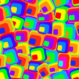 Abstract colors seamless pattern Stock Photo