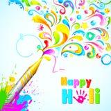 Colorful Pichkari Stock Image