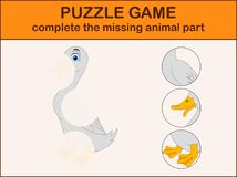 Complete the puzzle and find the missing parts of the picture. Illustration of Complete the puzzle and find the missing parts of the picture Stock Images