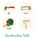 Illustration of construction toolsΠStock Photos