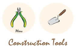 Illustration of construction toolsΠStock Images