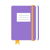 Illustration of copybook. Royalty Free Stock Photography