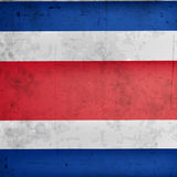 Illustration of Costa Rica Independence Day Background Stock Photo